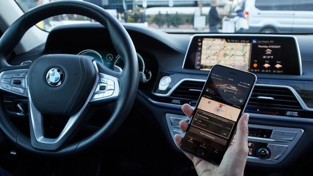 DLC fürs Auto: BMW Connected schaltet Features nachträglich frei