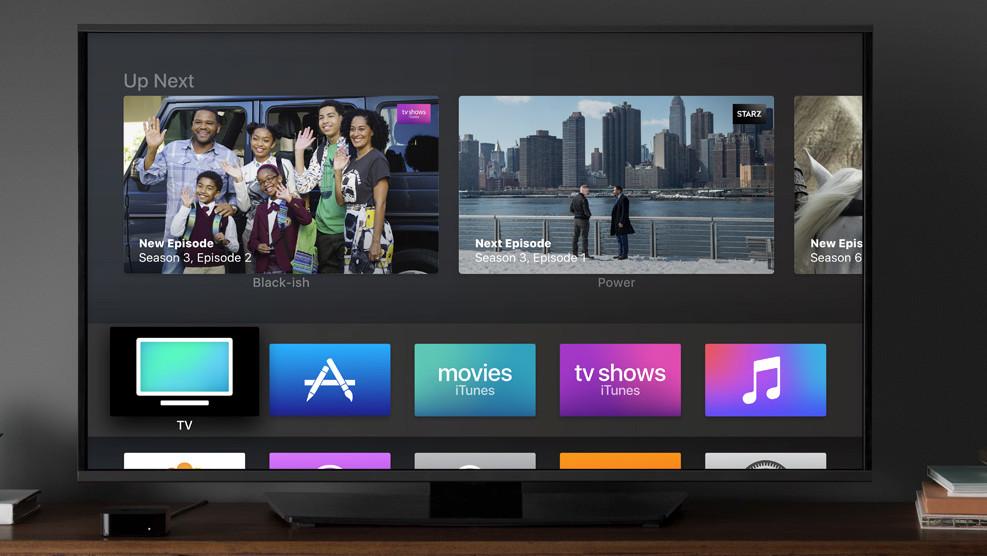 Set-Top-Box: Neues Apple TV soll 4K-Unterstützung bieten
