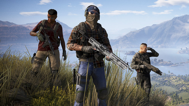 Ghost Recon Wildlands: Systemanforderungen und Open Beta Ende Februar