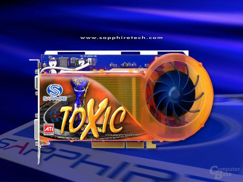 Sapphire X800 Toxic