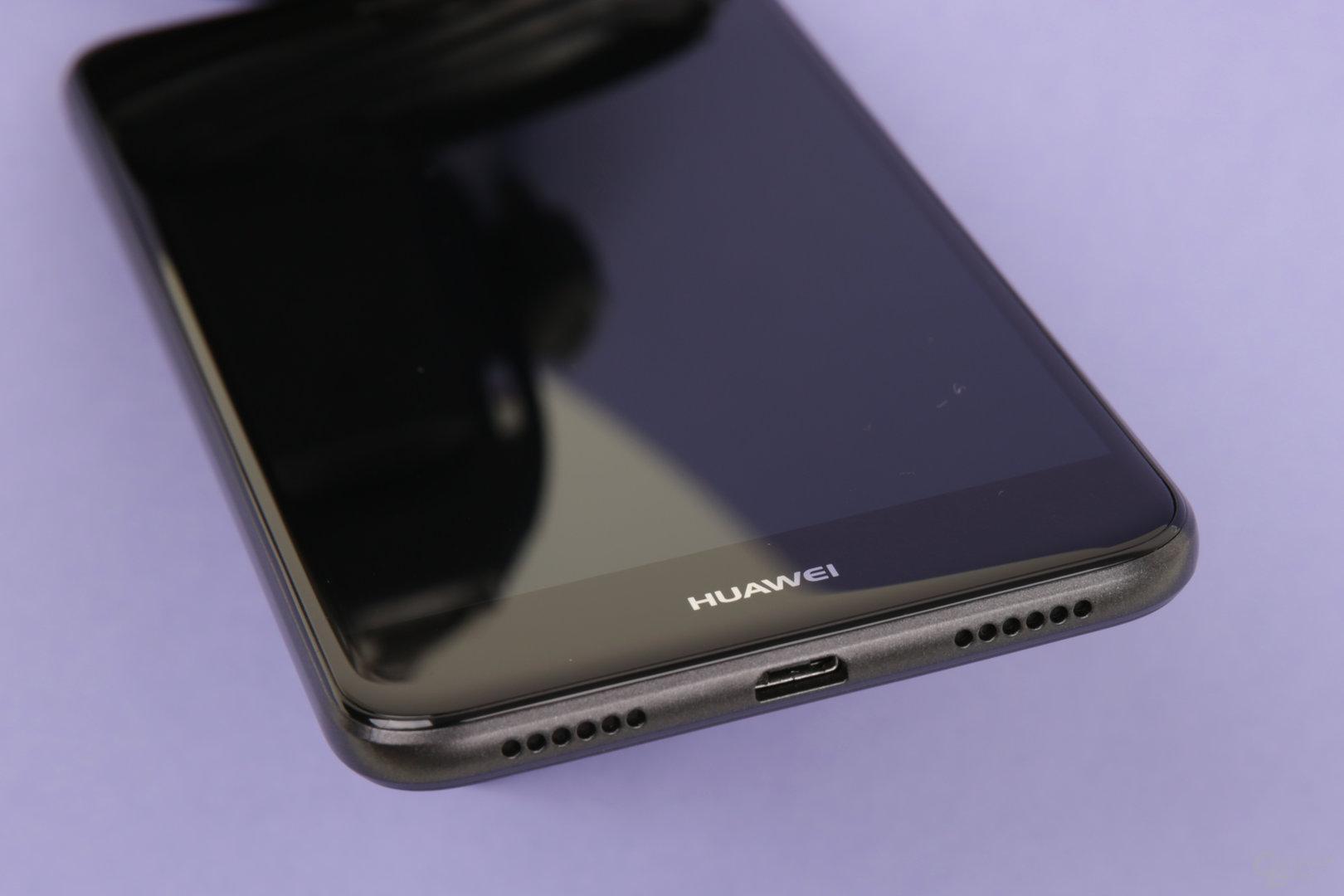 Aufgeladen wird das P8 Lite 2017 mit 5 Watt über Micro-USB 2.0