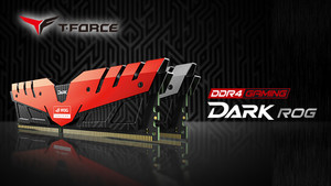 Team Group T-Force Dark: DDR4-3.000-RAM mit modular verschraubter Rüstung