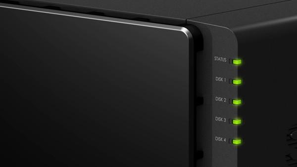 Synology: Ein Jahr mehr Garantie auf NAS mit Intel Atom C2538