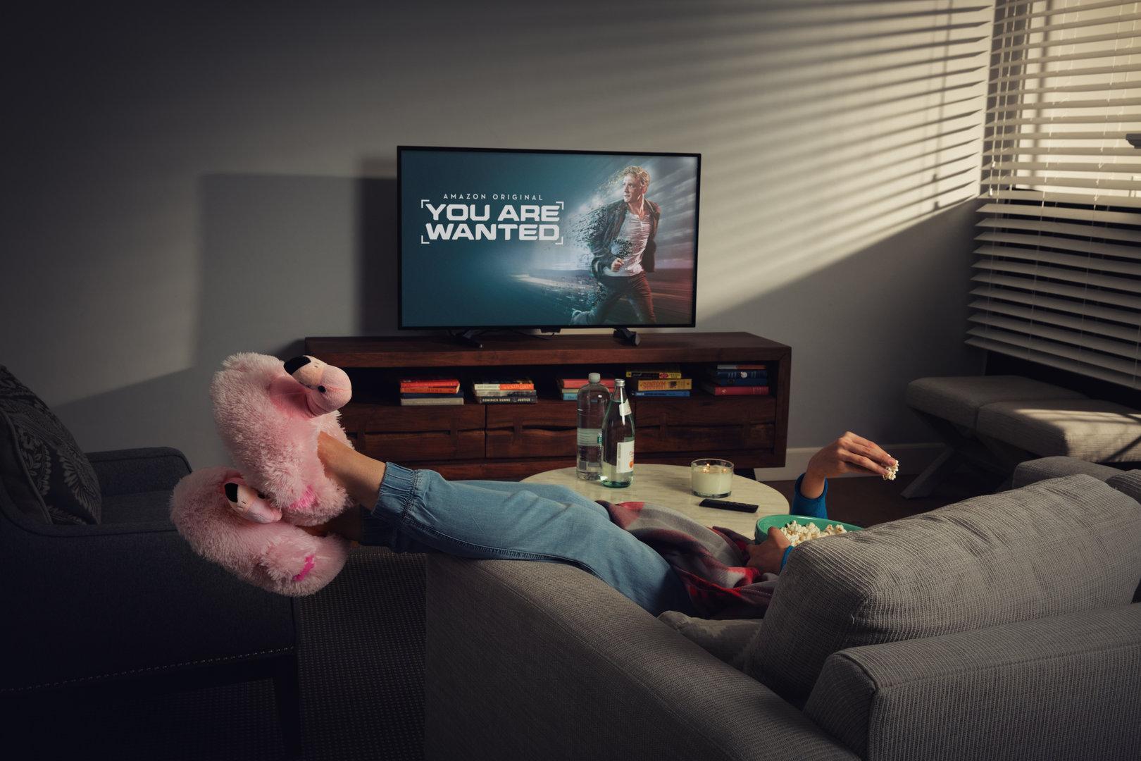 Der Fire TV Stick macht Fernseher zu Smart-TVs