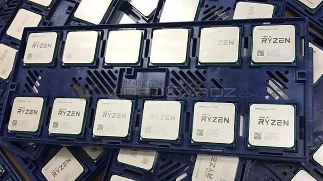 Ryzen in Bildern: So sieht AMDs neue High-End-CPU aus