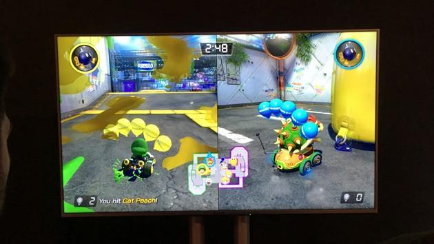 Nintendo Switch: Video des Betriebssystems basiert auf gestohlener Konsole