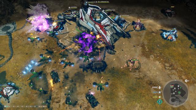Halo Wars 2 sieht gut aus und läuft flüssig