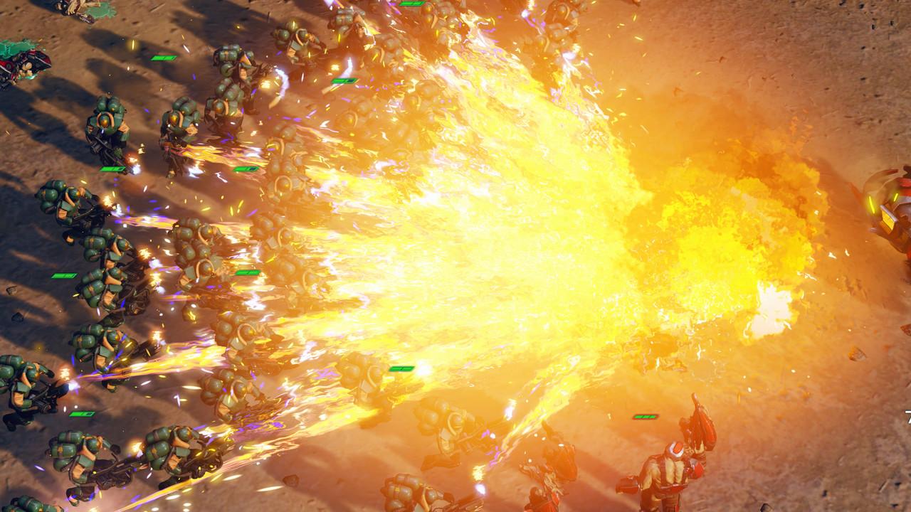 Halo Wars 2 Benchmark: Hübsch und flüssig mit DirectX 12 trotz UWP