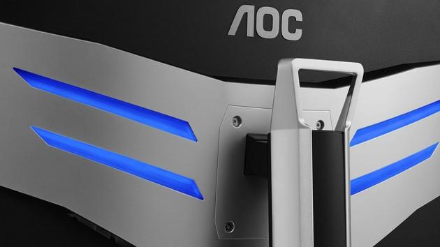 AOC AG322QCX und AG272FCX: 144 Hertz, MVA und FreeSync für Spieler im Doppelpack