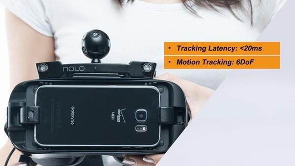 NOLO: Tracking für SteamVR auf Android-Smartphones