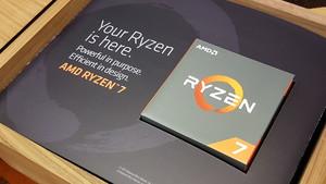 AMD Ryzen 7: 1800X, 1700X & 1700 ab 359 Euro ab 2. März mit 52 % ΔIPC