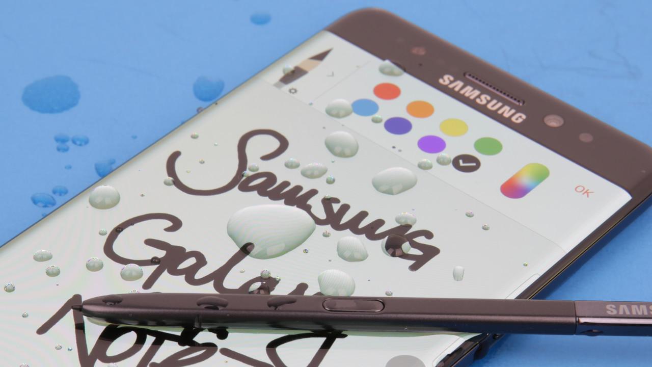 Samsung: Generalüberholte Galaxy Note 7 für asiatische Märkte