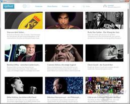 Qobuz: Dienst mit viel Hintergrundinformationen