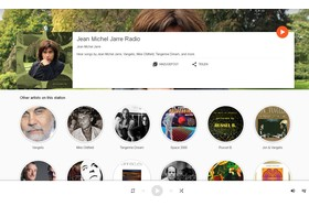 Google Play Music mit solider Radio-Funktion