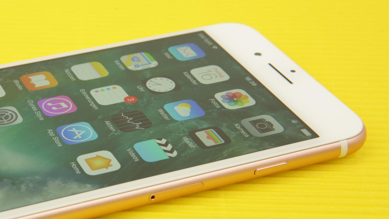 iPhone 8: Frontkamera soll neuartige 3D-Funktionen bieten