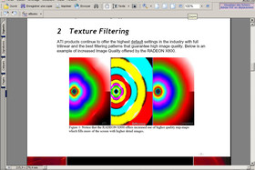 X800 Texture Filtering