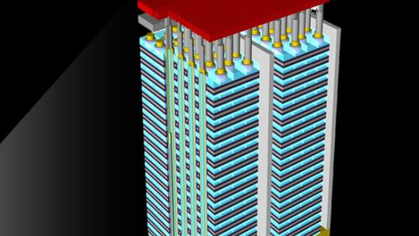 3D-NAND BiCS3: Toshiba legt vor und liefert erste 512-Gb-Chips aus