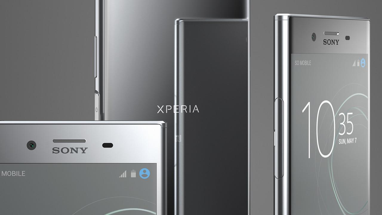 Sony Xperia XZ Premium: 960-FPS-Kamera, 4K‑HDR-Display und Snapdragon 835