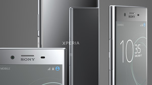 Sony Xperia XZ Premium: 960-FPS-Kamera, 4K‑HDR-Display und Snapdragon 835