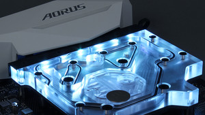 EK Water Blocks: Monoblöcke für Z270-Boards von Asus und Gigabyte