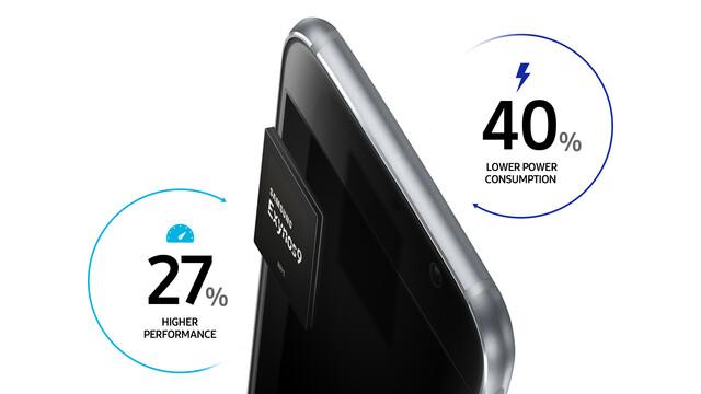 10 nm LPE soll 27% mehr Leistung und/oder 40% weniger Verbrauch liefern