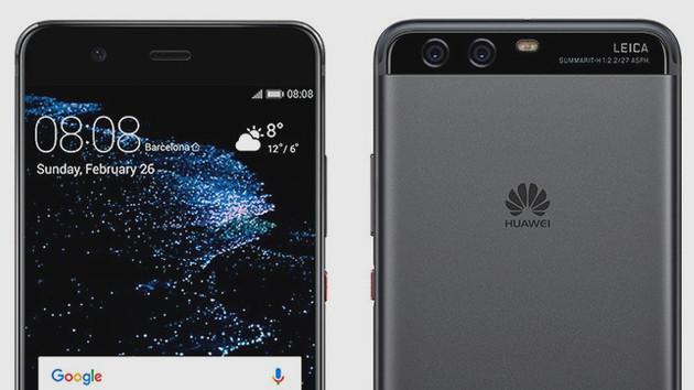 MWC 2017: Bilder von Moto G5 Plus, Huawei P10, LG G6 und Tab S3