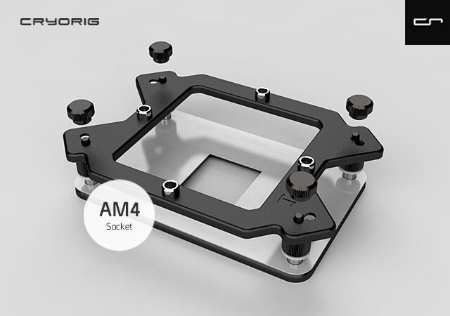 AM4-Montage-Kit von Cryorig