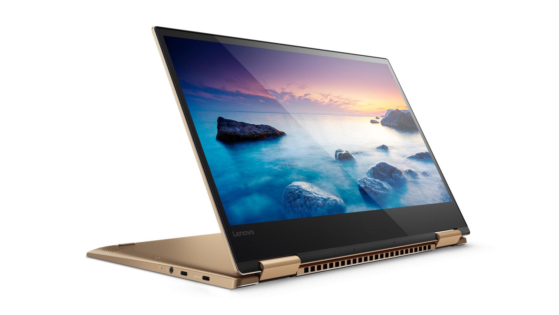 Lenovo Yoga 720 (13 Zoll) in Kupfer
