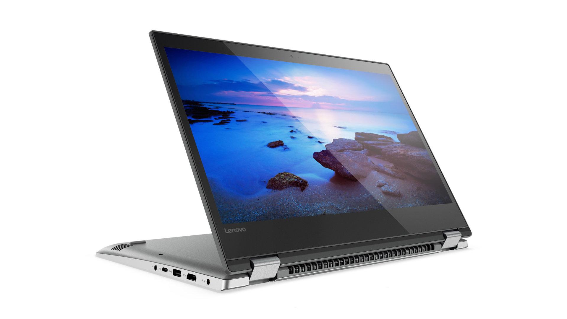Lenovo Yoga 520 (14 Zoll) in Grau