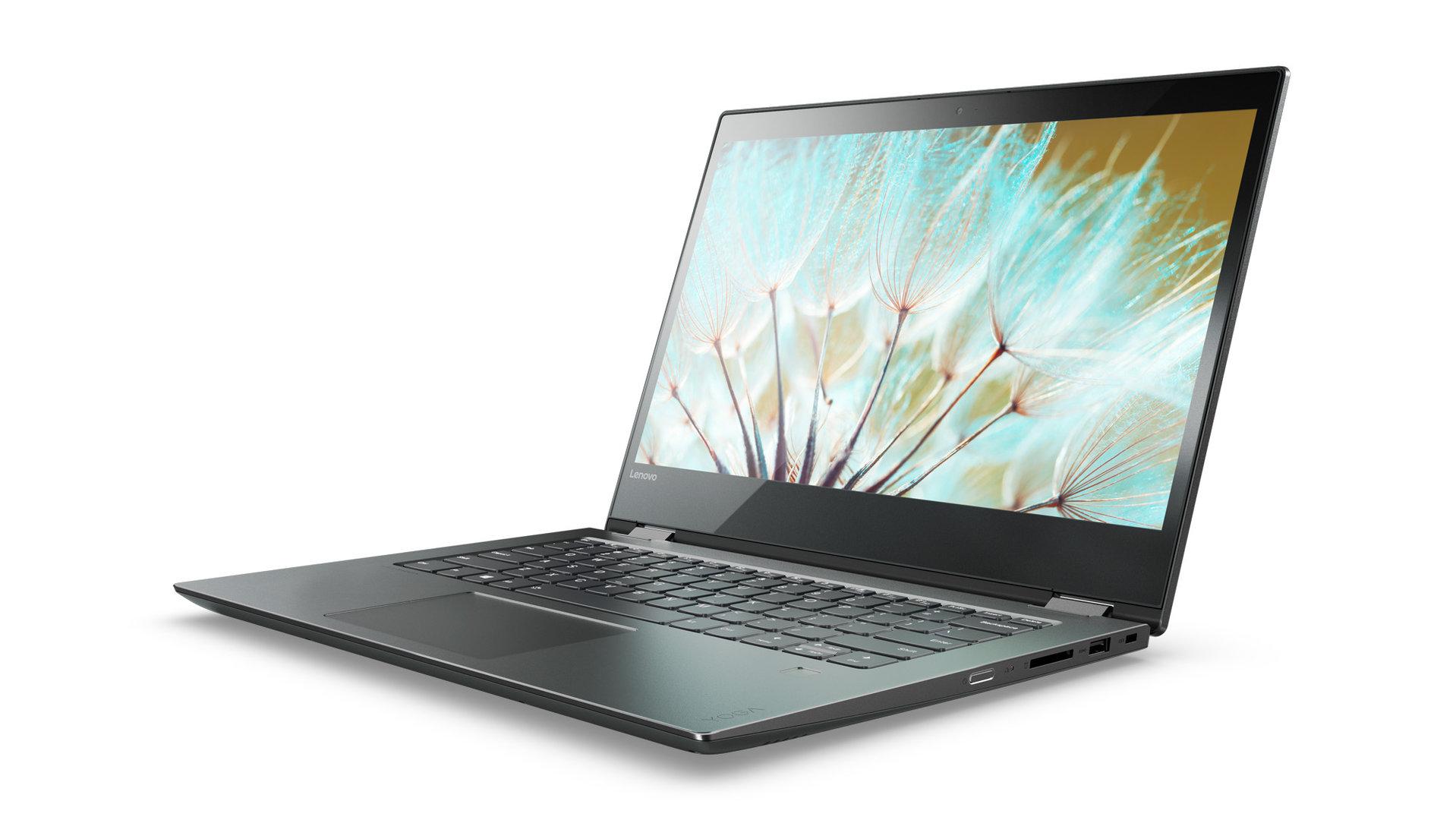 Lenovo Yoga 520 (14 Zoll) in Schwarz