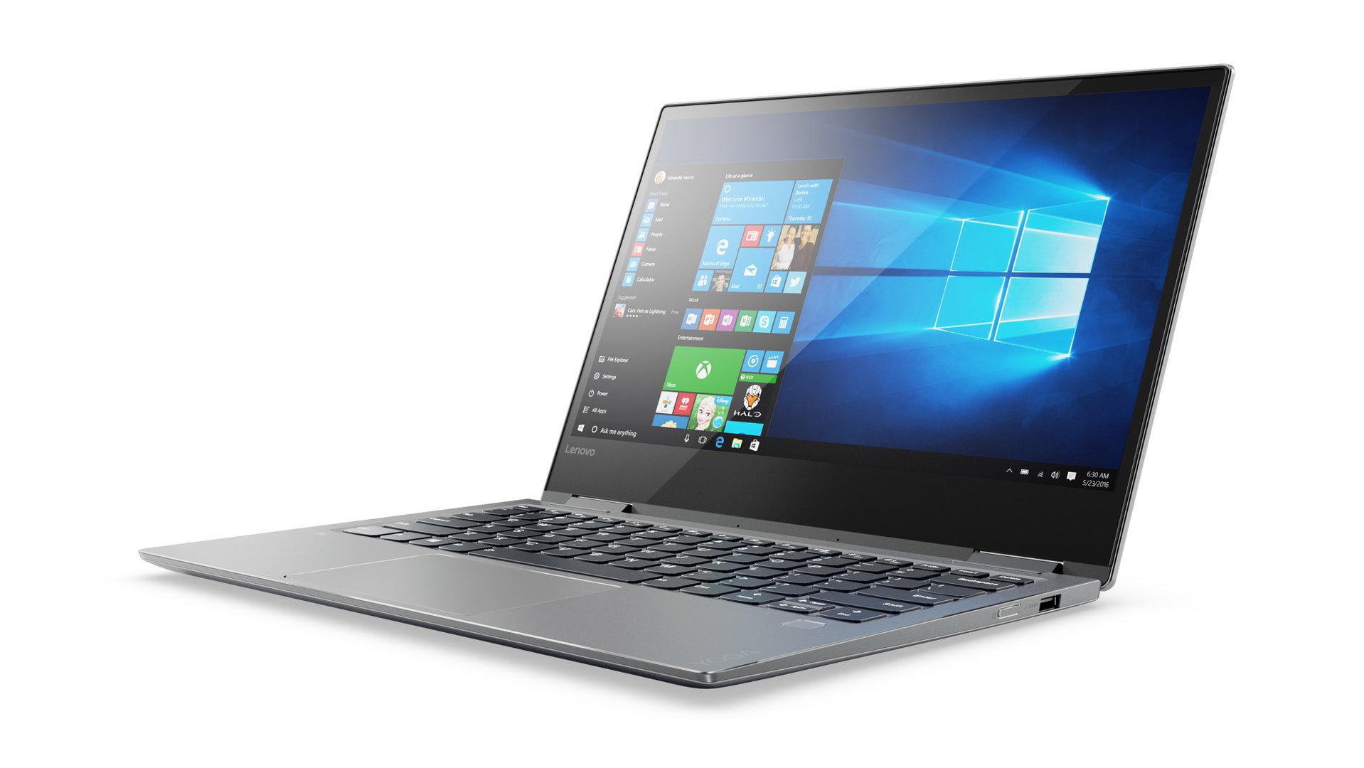 Lenovo Yoga 720 (13 Zoll) in Grau