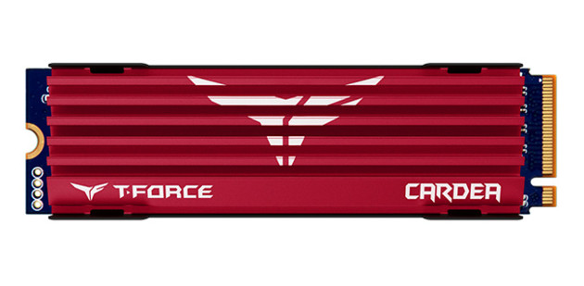 T-Force Cardea M.2 PCIe SSD