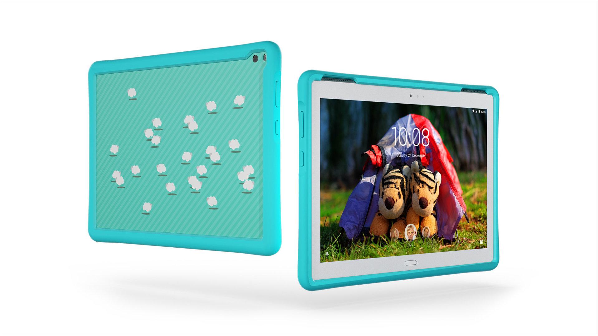 Lenovo Tab 4 10 Plus mit Kid's Pack