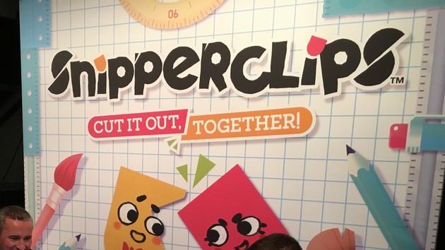 Nintendo: Snipperclips kommt zum Start der Switch