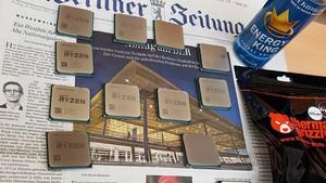 AMD Ryzen: Ware für Auslieferung am 2. März erreicht den Handel