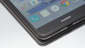 Huawei Mate 9: Zehnfacher Zoom und Januar-Sicherheitspatch