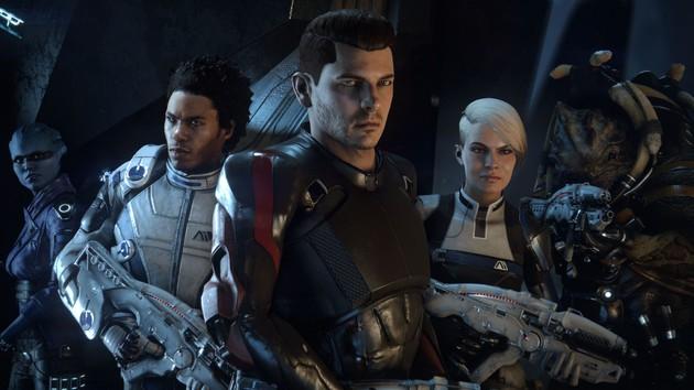 Systemanforderungen: Mass Effect: Andromeda verlangt CPU-Leistung