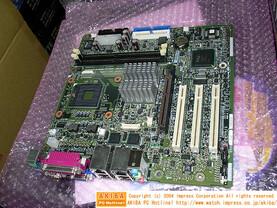 Pentium M-Mainboard
