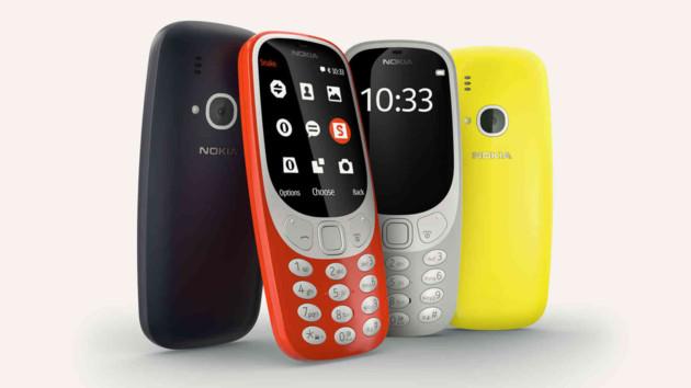 HMD: Nokia 3 und 5 mit Android, Neuauflage des 3310