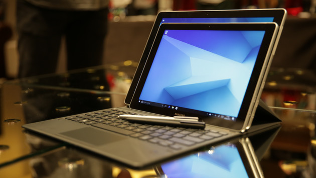 Samsung Galaxy Book: 2-in-1 mit Windows 10 kommt in 10,6 und 12 Zoll