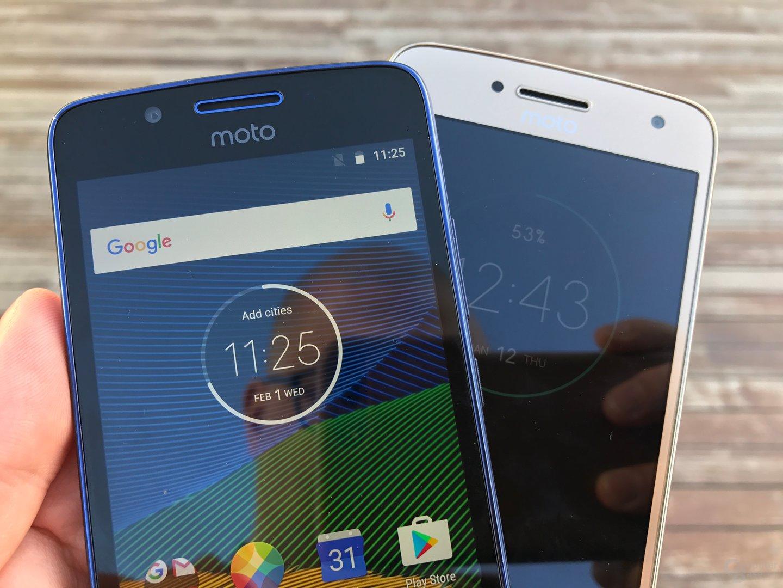 Moto G5 und Moto G5 Plus