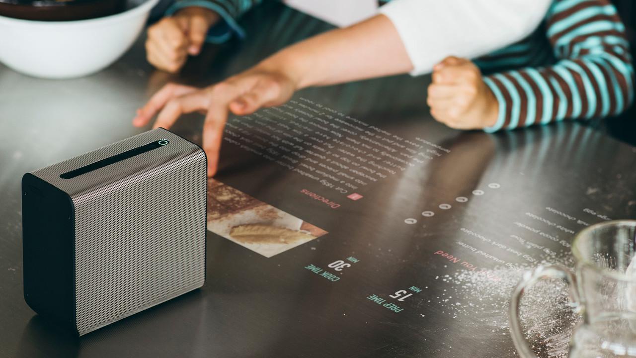 Xperia Touch: Sonys Android-Projektor mit Touch kostet 1.500 Euro