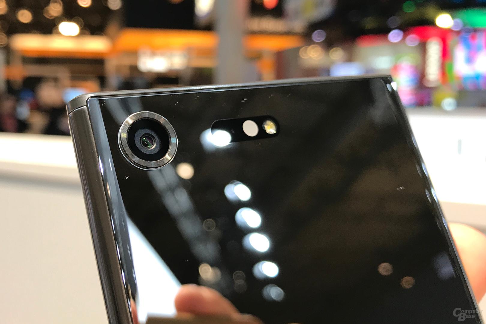 Neue 19-Megapixel-Kamera mit DRAM im Sensor