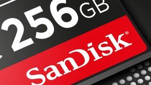 Mobiler Flash-Speicher: SanDisk erhöht auf 256 GB bei eMMC und iOS-Speichersticks