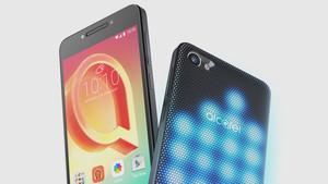 Alcatel A5 LED: Smartphone mit Discobeleuchtung auf der Rückseite