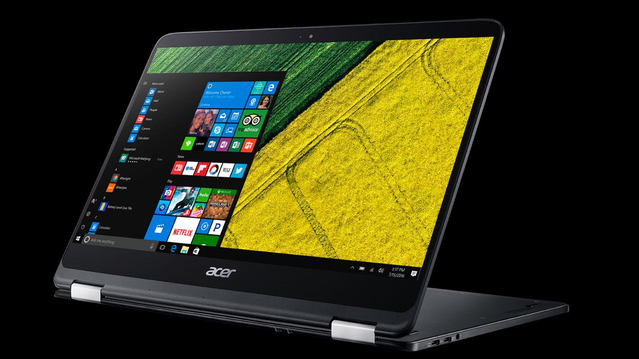Acer: Bis zu 150 Euro Cashback auf Notebooks und Convertibles