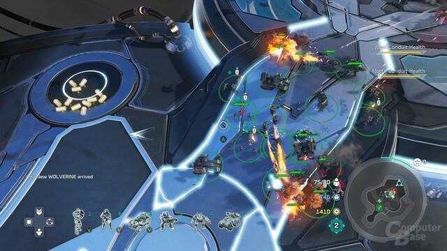 Viel größer kann eine Armee nicht werden (Xbox One)