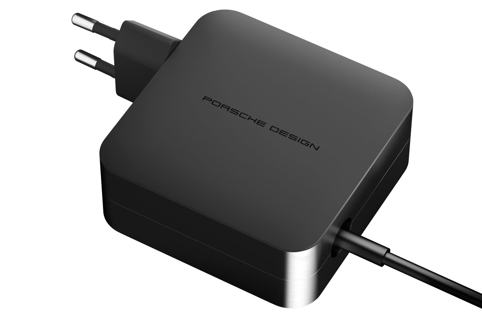 USB-Typ-C-Netzteil mit 60 Watt im Lieferumfang