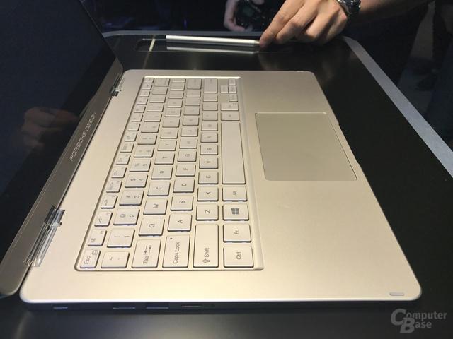Gute Tastatur, aber nicht so gut wie von Microsoft