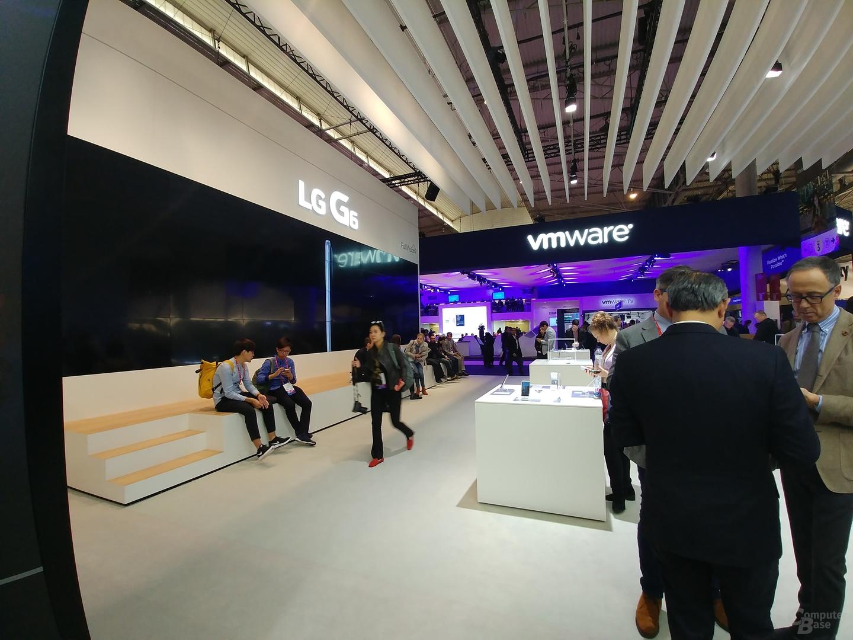 LG G6 Weitwinkel-Kamera (f/2.4, ISO 100, 1/33s)